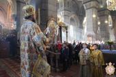 Неділя про митаря і фарисея! Митрополиче богослужіння у Спасо-Преображенському кафедральному соборі!