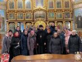 Парафіяни Свято-Михайлівської релігійноі громади с.Райківці вклонилися святиням м.Житомира!