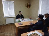 Відбулось зібрання духовенства Попільнянського благочиння!