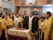 Митрополит Никодим очолив молитовне стояння у Баранівці!