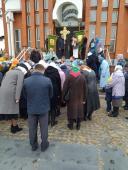 Громада села Будичани Чуднівського округу молитовно відзначила Престольне свято.