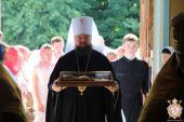У Житомирі зустріли ковчег із чесними мощами святого Олексія, чоловіка Божого!