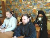 Духовенство Бердичівського благочиння зустрілося на жовтневих зборах!