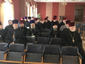 Зібрання священиків міського Житомирського благочиння!
