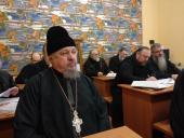 Пройшли березневі збори духовенства Бердичівського благочиння