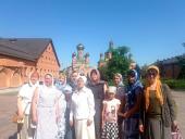 Духовна подорож бердичівських паломників до православних святинь Києва