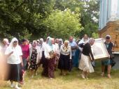 Свято Дев'ятої П'ятниці після Пасхи у селі Швайківці