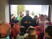 Митрополит Никодим очолив літургію у Свято-Благовіщенському соборі м. Коростишів.