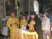 У Свято-Миколаївському соборі міста Бердичева молилися про дарування дощу!