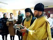 Молитву за дітей-сиріт піднесло духовенство у Бердичівськійспеціальній  загальноосвітній школі-інтернаті