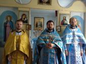 Престольне свято зустріли парафіяни Свято-Успенського храму села Осикового!