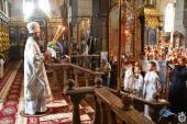 Спасо-Преображенський кафедральний собор міста Житомира відзначив своє Престольне свято!
