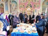 Свято масляної на парафії князя Володимира у Слободі Романівській!