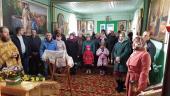 Прихожани Свято-покровської парафії села Калинівка висловили підтримку канонічній Українській Православній Церкві на чолі із Блаженнішим Митрополитом Онуфрієм!