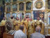 Сповідь духовенства Чуднівського благочиння