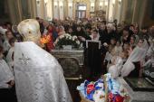 Свято Різдва Христового у Свято-Троїцькому храмі м. Бердичева