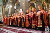У Житомирі розпочалися святкування з нагоди шанування пам'яті Собору Житомирських Святих.