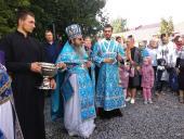 Перше престольне свято у храмі Успіння Божої Матері м. Бердичева