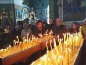 Батьківська субота: заупокійне Богослужіння у Свято-Миколаївському соборі м. Бердичева!