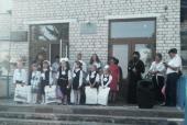 Навчальний рік розпочався у закладах на Ружинщині!