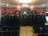 Клірики Житомирської єпархії одноголосно висловили підтримку предстоятелю УПЦ!
