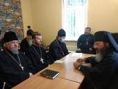 Відбулися вересневі збори духовенства Бердичівського благочиння