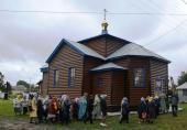 Столітній храм у Оліївці відзначив Престольне свято