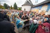 ВОЛИНЬ. Митрополит Никодим взяв участь у торжествах з нагоди шанування Зимненської ікони Пресвятої Богородиці!