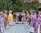 Кафедральний собор на Замковій горі міста Житомира відзначив Престольне свято!
