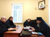 Відбулися збори духовенства Бердичівського благочиння