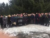 Громада храму блаженної Ксенії висловила підтримку УПЦ на чолі з митрополитом Онуфрієм!