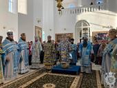 Митрополит Никодим взяв участь у святкуванні з нагоди шанування Барської ікони Божої Матері!