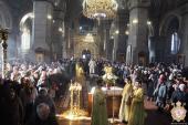 Недільна Божественна літургія у кафедральному соборі!