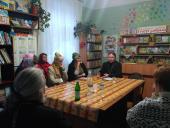 """Вересневе засідання ГО """"Батьківський комітет"""" в м. Новограді-Волинському."""