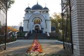 Новогуйвинське. Митрополича літургія з нагоди храмового свята!