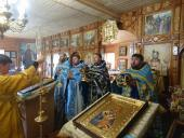 Різдво Богородиці в Новоград-Волинському окрузі