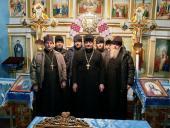 В Пулинському  благочинні  відбулось зібрання духовенства