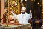 В день Хрещення Русі митрополит Никодим звершив Божественную літургію у Спасо-Преображенському кафедральному соборі міста Житомира.