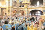 Митрополит Никодим взяв участь в урочистостях у Свято-Успенській Почаївській Лаврі!