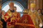 В день пам'яті святого апостола Якова брата Господнього, митрополит Никодим звершив Божественну літургію у Свято-Іаківлівському храмі м. Житомира!