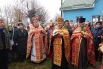 Під покровом святого Димитрія у день престольного празника Свято-Димитрівського храму селища Гришківців!