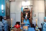 Двадцять п'ять років служіння у Бердичівському благочинні молитовно відзначив благочинний округу архімандрит Варфоломій (Бойков)