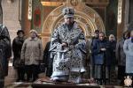 Митрополит Никодим звершив першу літургію Напередосвячених Дарів у цьому році!