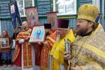 Православні віруючі с.  Обухівки зустріли престольний празник Свято-Іоанно-Богословського храму!