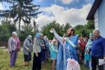 Свято Успіння Пресвятої Богородиці – престольний празник Свято-Успенського храму – зустріли в с. Осикове