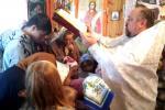Молебень перед початком навчального року у Спасо-Преображенському храмі с. Половецьке