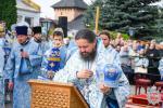 """Волинь. Митрополит Никодим взяв участь у святкуваннях з нагоди свята ікони Божої Матері """"Зимненська""""."""