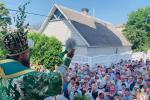 В День святого Духа митрополит Никодим очолив Божественну літургію у Свято-Троїцькому кафедральному соборі м. Новоград-Волинський!