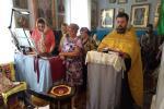 Мощі Святого Лазаря Чотириденного відвідали храми сіл Осикового та Великої П'ятигірки
