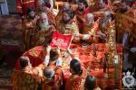 У Житомирі пройшли торжества з нагоди пам'яті перенесення мощей преподобномучениці Анастасії Римлянки.